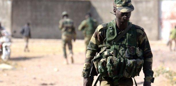 Casamance : Un militaire porté disparu