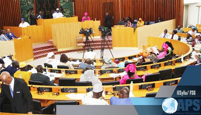 SENEGAL-ASSEMBLEE-BUDGET PROJET DE LOI DE FINANCES 2020 : UN BUDGET EN HAUSSE DE 143,38 MILLIARDS