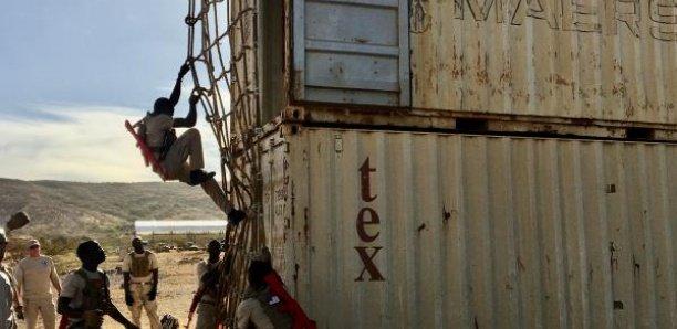 Au Sénégal, un exercice militaire anti-terroriste sous patronage américain