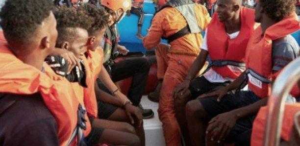 Naufrage en Mauritanie : Les 13 rescapés sénégalais débarquent à Dakar