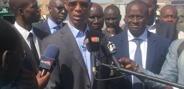 Saisies de drogue : Alioune Ndoye encourage les autorités du port à multiplier leurs efforts