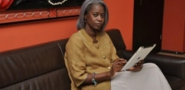Aminata Niane en deuil