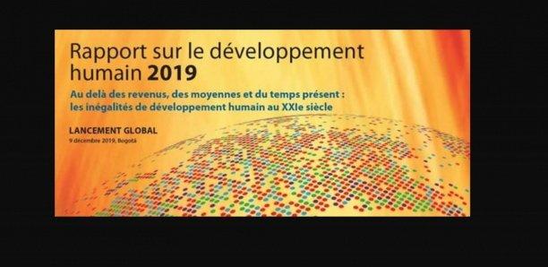 Développement humain : Le Sénégal chute de deux places