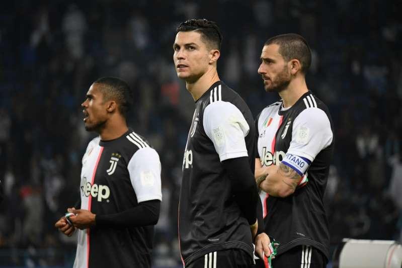 Mauvais perdant, Ronaldo ? (vidéo)
