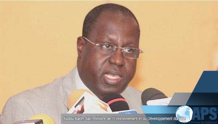 SENEGAL-MONDE-ENVIRONNEMENT FINANCEMENT CLIMATIQUE : DAKAR MISE SUR LA COOPÉRATION POUR DES RESSOURCES ADDITIONNELLES (MINISTRE)