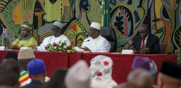 Dialogue politique : La Majorité propose la suppression de la limitation des mandats présidentiels