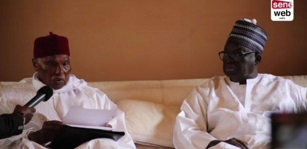 Rencontre Wade-Senghor à Mogadiscio : Niasse confirme et révèle le rôle joué par Ahmed Khalifa Niasse