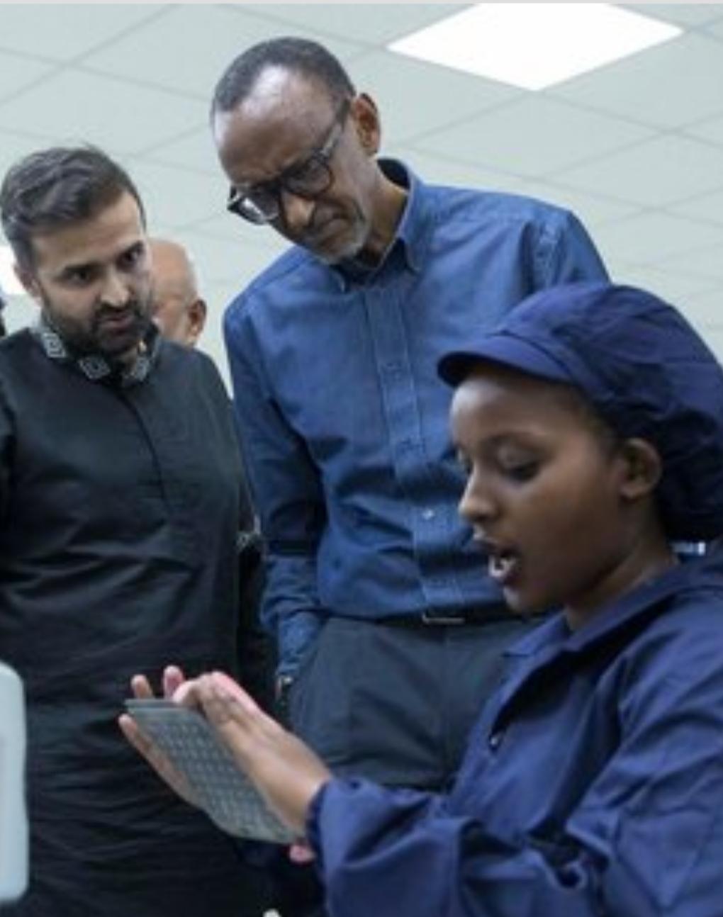 Rwanda : Ashish Thakkar lance la première usine de production de smartphone en Afrique