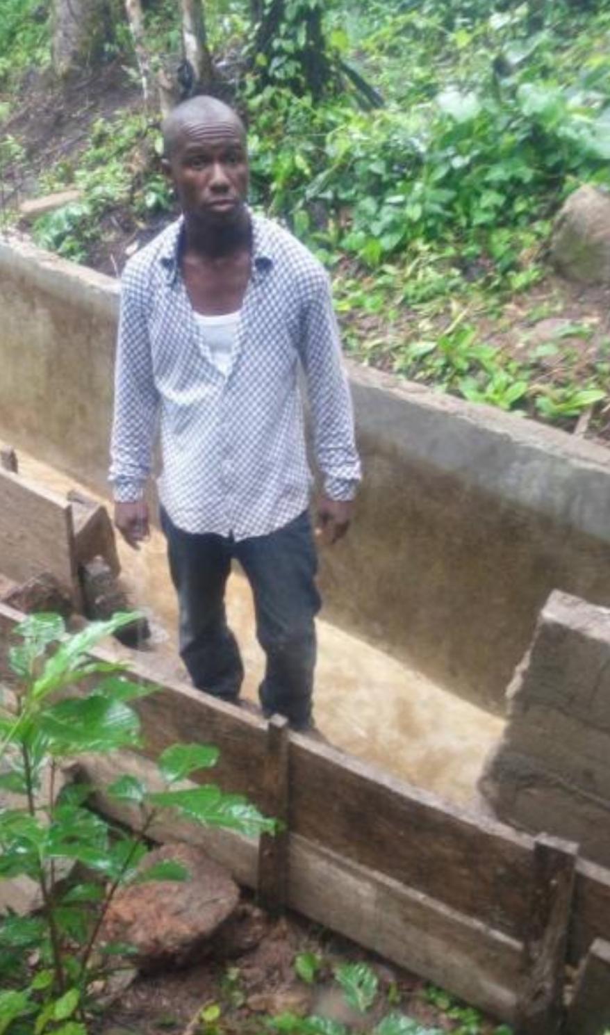 Ibrahima Tounkara l'homme qui, seul, a électrifié son village