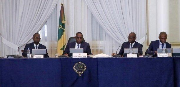 La nomination du Conseil des ministres du 29 janvier 2020