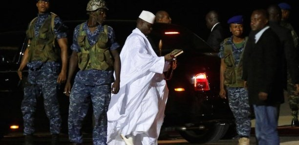 GAMBIE / MISE EN GARDE : «Jammeh sera immédiatement arrêté s'il… »