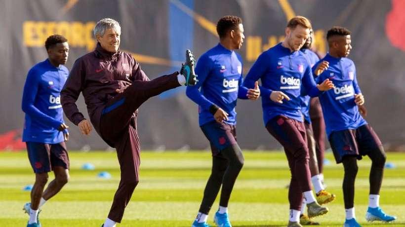 FC Barcelone : à quoi ressemblera le premier onze de Quique Setién ?