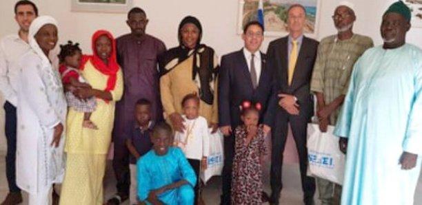 Soins cardiaques : L'ONG hébreu « SACH » redonne le sourire à 14 enfants
