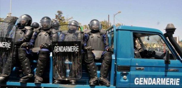 DERNIÈRE MINUTE : Echanges de tirs entre la gendarmerie et des individus armés vers la frontière Est