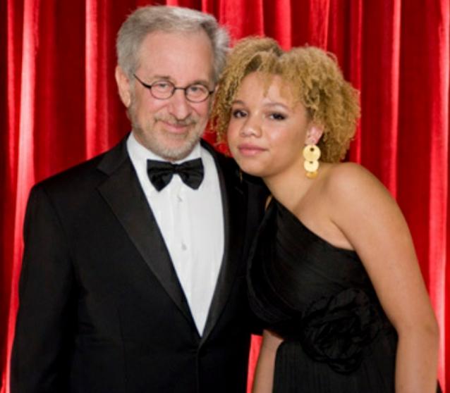 La fille de Steven Spielberg se lance dans l'industrie du X