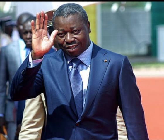 Togo: Faure Gnassingbé réélu président pour un 4eme mandat