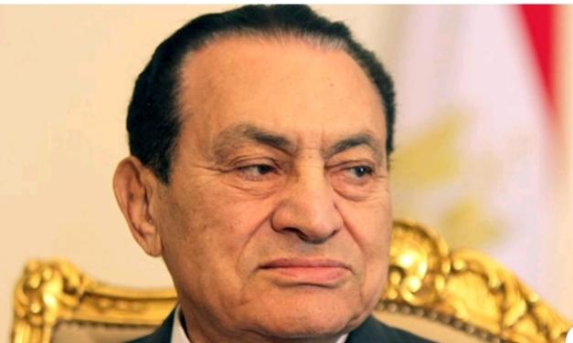 Égypte: Décés de l'ancien président Hosni Moubarak