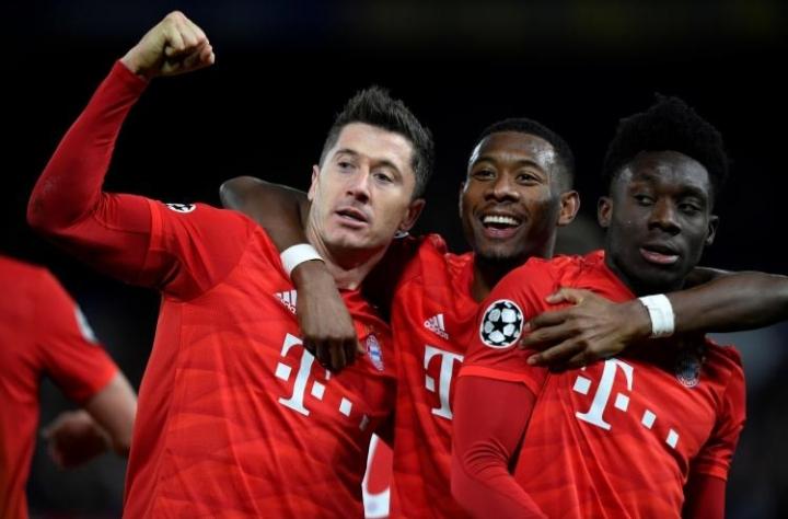 Ligue des Champions: Le Bayern corrige Chelsea ( 0-3)