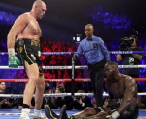 Boxe: Corrigé par Fury, Wilder écarte son coach