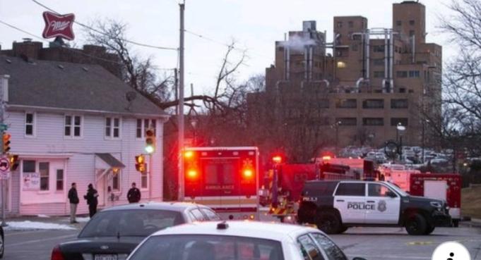 États-Unis: Une fusillade fait cinq morts dans une brasserie
