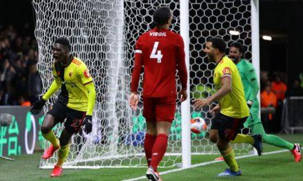 Premier League : Ismaïla Sarr coule Liverpool de Sadio Mané