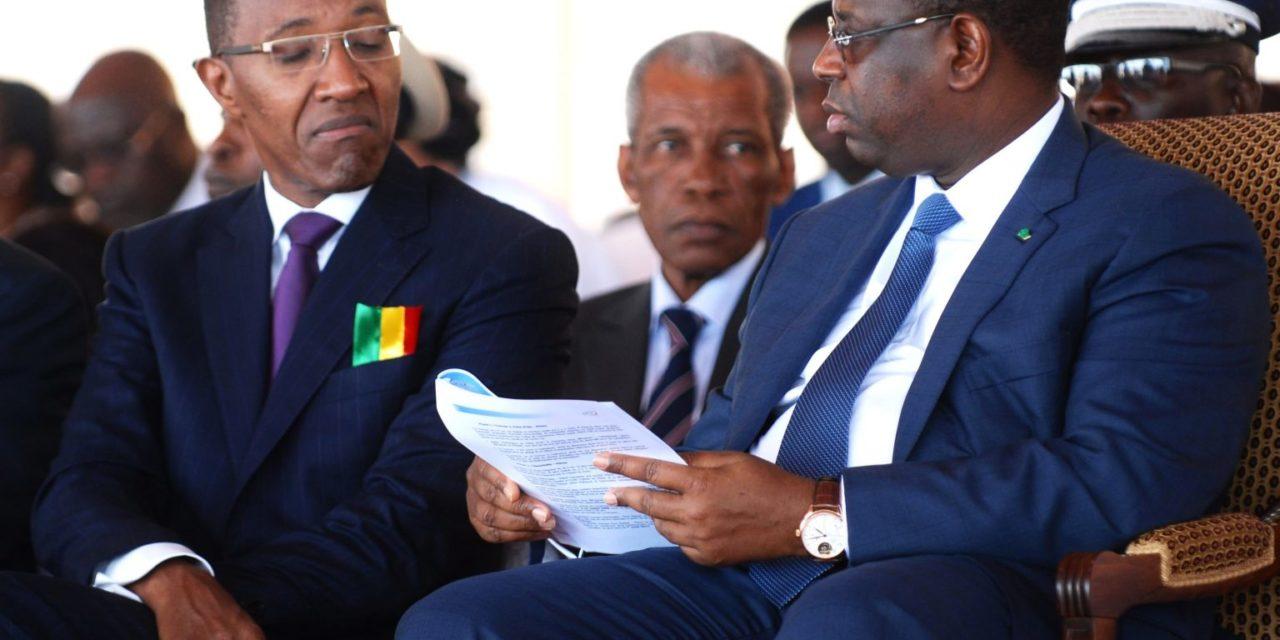 PSE-Artisanat: Abdoul Mbaye accuse Macky de contre-vérité et plagiat