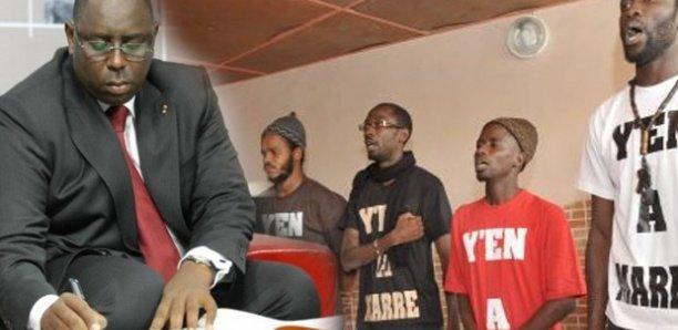 Palais de la République : MAcky Sall reçoit Y en a marre