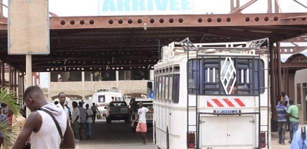 Etat d'urgence : La gare routière des Beaux maraîchers sera fermée