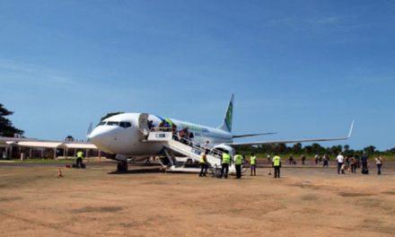 Aéroport Cap Skirring: un vol en provenance direct de Paris avec 150 passagers à son bord, attendu ce mercredi