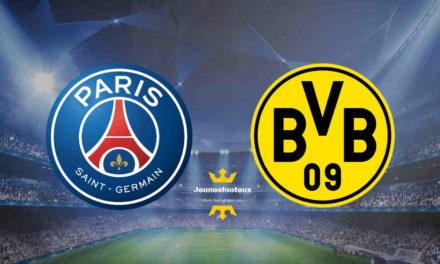 Ligue des champions : le match PSG-Dortmund se déroulera mercredi à huis clos