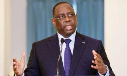 Covid 19 – une déclaration du président Macky Sall attendue ce lundi