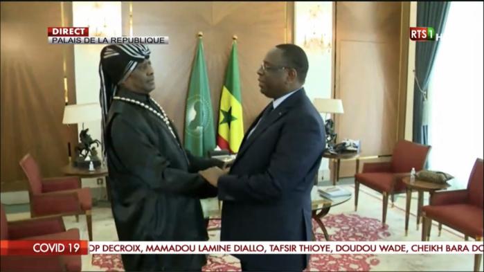 Serigne Modou Kara Mbacké : « Ne cédons pas à la panique »