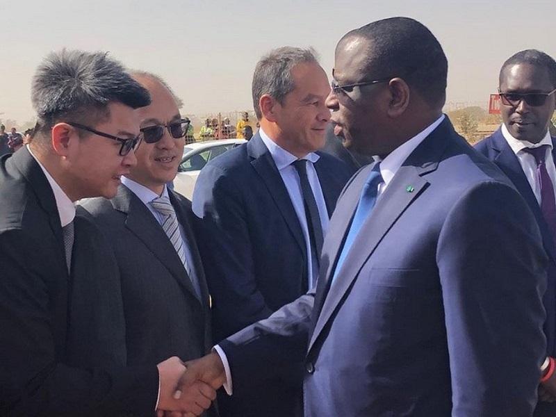 Covid19 – les Chinois installés au Sénégal offrent une enveloppe de plus de 170 millions F Cfa à l'Etat