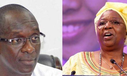 Coronavirus et Ebola : Aida Mbodj compare la gestion de Diouf Sarr à celle d'Eva Marie Coll