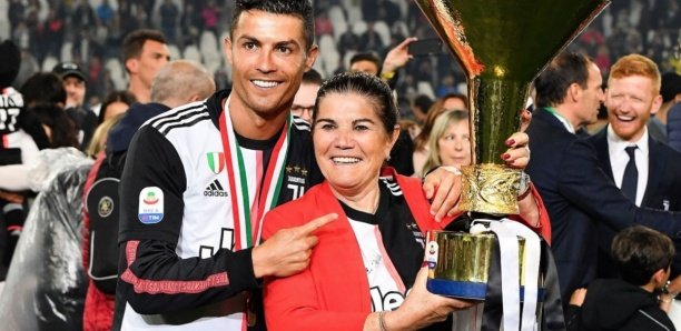 Madère : La mère de Cristiano Ronaldo hospitalisée suite a un Avc