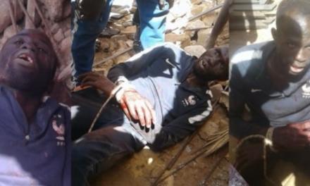 Medina Fall: Les images du meurtrier de Mariéme Diagne