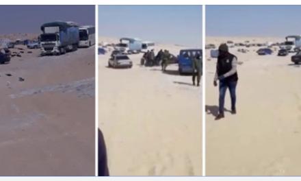 Dernière minute : Les Modou-Modou bloqués en Mauritanie sont entrés au Sénégal (RFM)
