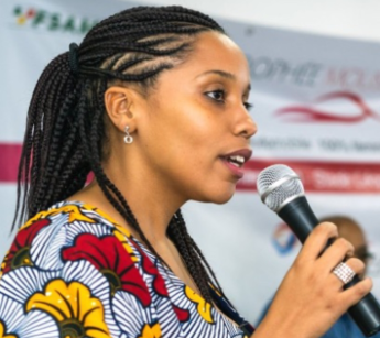 Célia Cissé, co-organisatrice Trophée Mousso : «Nous voulons pérenniser cet événement »