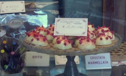 """Corona Cake"": Quand les Italiens s'amusent avec le Coronavirus  !"