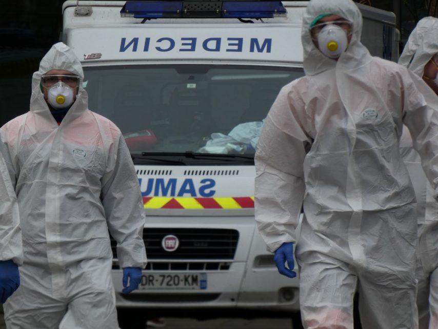 Coronavirus: La France dépasse la barre des 3000 morts !