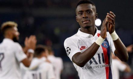 Ligue des Champions : Gana Guéye et le PSG en quarts