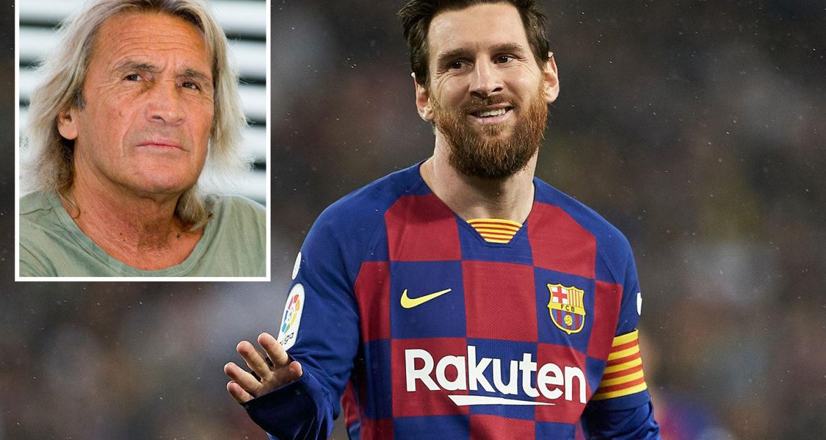 "Hugo Gatti: ""Messi n'est plus un phénomène"""