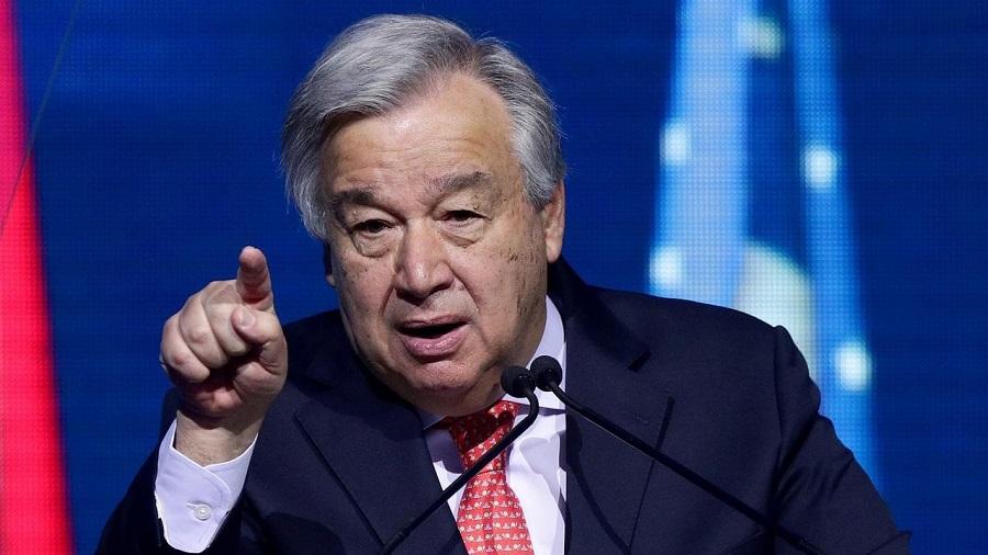 Covid 19: Antonio Guterres : «  Il y aura des millions de morts en Afrique »