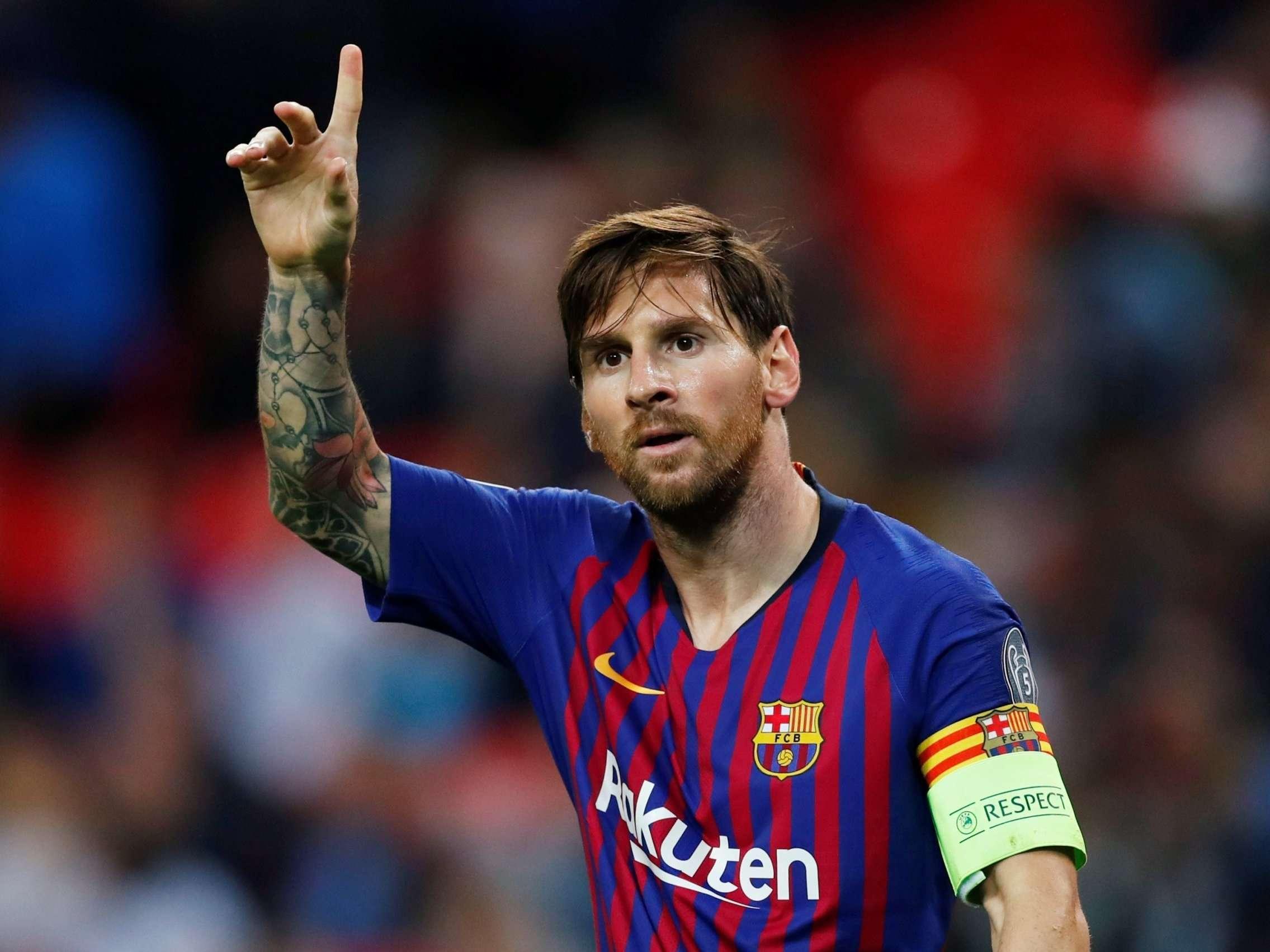 Barcelone : Lionel Messi offre 1 million d'euros à un hopital