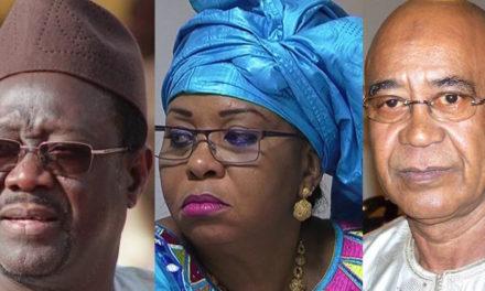 Palais: Mbaye Ndiaye et deux autres responsables de l'Apr privés de Conseils des ministres