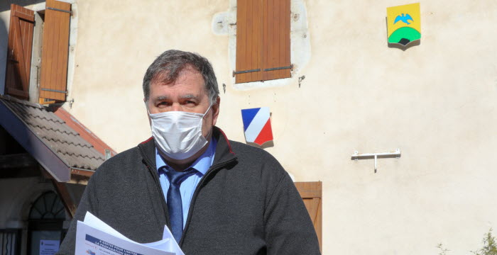 France : Un maire contrôlé positif du Coronavirus