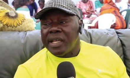 Lutte: Moustapha Guéye cogne le Cng
