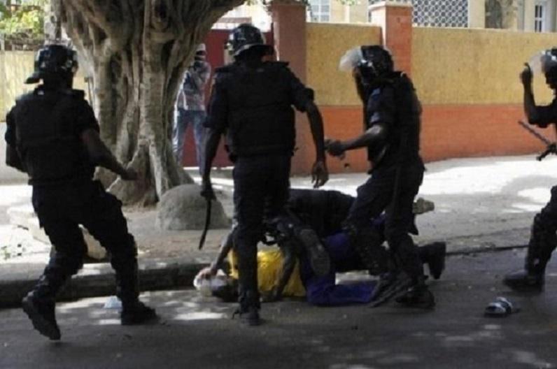 Répression : La police reconnait ses erreurs