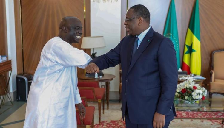 Voici les images de l'audience entre le Président Macky Sall et Idrissa Seck