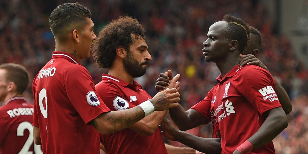 Liverpool: Buteur et passeur, Mané sonne la révolte des Reds